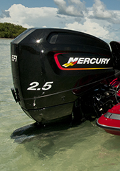 Mercury Racing Outboards 2.5 280 ROS