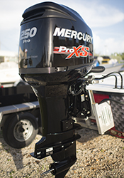 Mercury Optimax Pro XS Outboard Motor